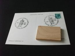 Cartolina Postale 42° MOSTRA FILATELICA NUMISMATICA LUCCA C.P. 1979 - Beursen Voor Verzamellars