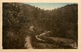 Sauveterre * Vue Sur La Vallée Du Valadier * Route - Altri Comuni