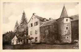 Sauveterre * Le Château De Lagarcie - Altri Comuni
