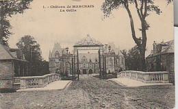 CHATEAU   MARCHAIS    (02 )  LA  GRILLE  - C P A  ( 21 / 9 / 252  ) - Other Municipalities