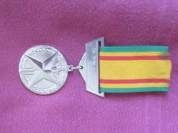 Ethiopia: Derg Period, Liberation Days' Medal - Sonstige Länder