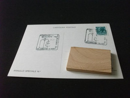 Cartolina Postale 24° CONVEGNO FILATELICO FIORENTINO FIRENZE C.P.  1979 - Beursen Voor Verzamellars