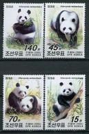 Korea 2005 Corea / Mammals Panda Bears MNH Osos Mamíferos Säugetiere / Ht49  18-11 - Non Classificati