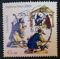 GERMANIA 2003 - Used Stamps