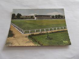 GRENADE SUR GARONNE  ( 31 Haute Garonne )  LE STADE DE FOOTBALL  LES TRIBUNES  GROS PLAN  1962 - Andere Gemeenten