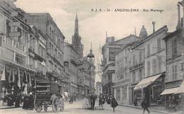 ANGOULEME     RUE MARENGO   BOULANGER AMBULANT - Angouleme
