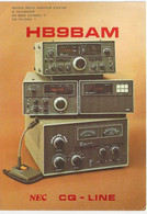 QSL Card - Chiasso - Swiss  H7735 - Radio Amateur