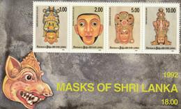Bloc Feuillet N° 45 - Sri Lanka (Ceylon) (1948-...)
