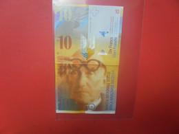 SUISSE 10 FRANCS 2000-2013 Circuler - Switzerland