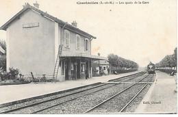 A/449                77           Chartrettes           La Gare   -   Les Quai - Other Municipalities