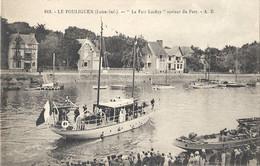 CPA Le Pouliguen Le Fair Lady Sortant Du Port - Le Pouliguen