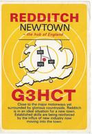QSL Card - Ullenhall - Solihull - England - H7746 - Radio Amateur