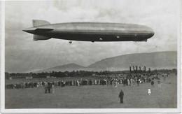 Aviation - Dirigeable LZ 127 Graf Zeppelin - Genève 1930 - Superbe Et Rare - Luchtschepen