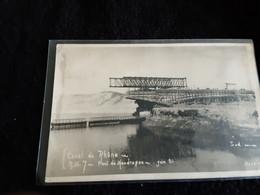 26 Photo Canal Du Rhone Rn7 Pont De Mondragon Juin 1951 - Altri Comuni