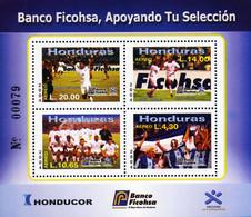 Ref. 149452 * NEW *  - HONDURAS . 2004. FOOTBALL. FUTBOL - Honduras