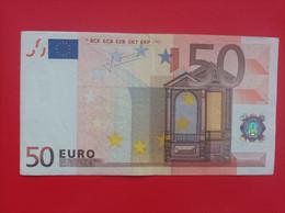 50 EURO ALEMANIA(X) P028A1 First Position, TRICHET - 50 Euro