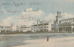 Egypte - HELIOPOLIS - Carte Sans Légende N° 1 - 1912 - Otros