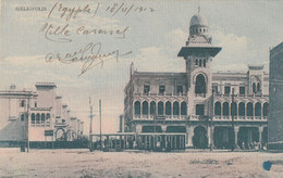 Egypte - HELIOPOLIS - Carte Sans Légende N° 3 - 1912 - Otros