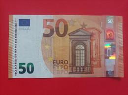 50 EURO HOLANDA(PB9400992163)P008A1 First Position, High Nummer - 50 Euro