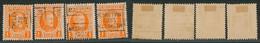 "Houyoux  - N°190 Préo ""Mechelen 1929 Malines"" Complet (n°4524) - Roller Precancels 1920-29"