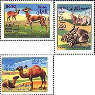 Ref. 93962 * NEW *  - IRAQ . 2001. FAUNA. FAUNA - Iraq