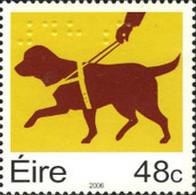 Ref. 198862 * NEW *  - IRELAND . 2006. 30th ANNIVERSARY OF GUIDE DOGS ASSOCIATION. 30 ANIVERSARIO DE LA ASOCIACION DE LO - Nuovi