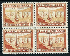 Terranova (Británica) Nº 223 (bloque-4) Nuevo - 1908-1947