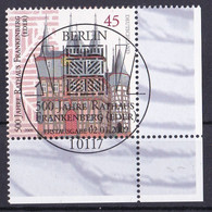 (2713) BRD 2009 O/used (Eckrand Unten Rechts ESST) (A1-12) - Used Stamps