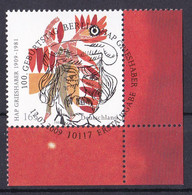 (2722) BRD 2009 O/used (Eckrand Unten Rechts ESST) (A1-12) - Used Stamps