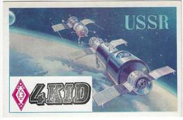 QSL Card - Antartic ? - Russia - H7770 - Radio Amateur
