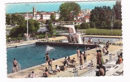 Jolie CPM Coul. Angoulême, Charente, Piscine Municipale, Années 1960 - Angouleme