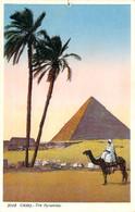 Egypte - Le Caire - Cairo The Pyramids - Cairo
