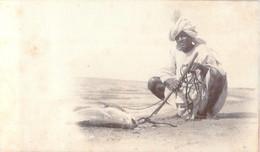 Egypte - Le Caire - Phot. Art G. Lekegian & C° (pêcheur, Poisson) - Cairo