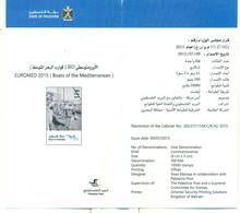 Palestine 2015-Flyer Euromed 2015 (English & Arabic) - Palestine