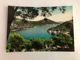 GREECE - 1975  - LEFKAS - SYVOTA    -  POSTCARD - Grecia