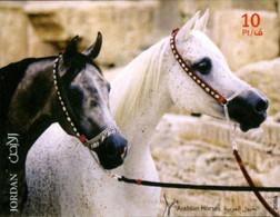 Ref. 182978 * NEW *  - JORDAN . 2004. HORSES. CABALLOS - Jordanië