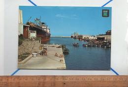 GANDIA Valencia / Puerto GEORGILIS Cargo Ship Maritime Vessel Boat Schiff Bateau Navire - Vari