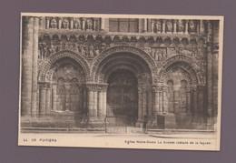 POITIERS - Eglise Notre Dame La Grande   (D576) - Poitiers