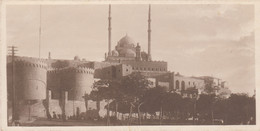 Egypte - Cairo Le Caire - Citadel And Mosque Mohamed Aly - Editeur The Cairo Postcard Trust - Cairo