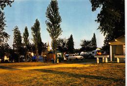 87-MAGNAC-BOURG- LE CAMPING - Autres Communes