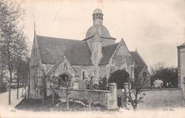 MEZIDON - L'Eglise Du Breuil (XIIe Et XIIIe Siècles) - Otros Municipios