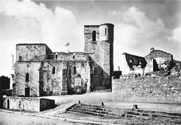 87-ARADOUR-SUR-GLANE- DETRUIT LE 10 JUIN 1944, L'EGLISE CÔTE SUD - Oradour Sur Glane