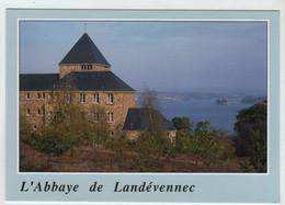 29  LANDEVENNEC  L'Abbaye - Landévennec