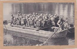 Armée Française Passage De Rivière Sur Portière - Equipment