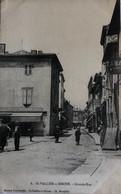 St-VALLIER-RHONE.—Grande Rue - Altri Comuni
