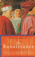 The Renaissance  - Paul Johnson - Europa