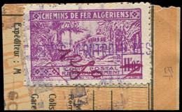 ALGERIE -  Colis Postaux 108 : 12,50 Sur 11f05 Obl. S. Fragt, TB - Paketmarken