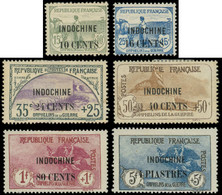 * INDOCHINE -  90/95 : La Série, TB - Ohne Zuordnung