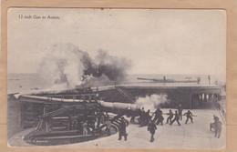 12 Inch Gun In Action - Equipment