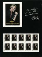 ** Collector De 2009, Johnny Hallyday, Tour 66, 10 TVP, TB - Collections